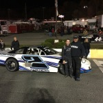 Christian Eckes Finished 3rd Caraway Speedway