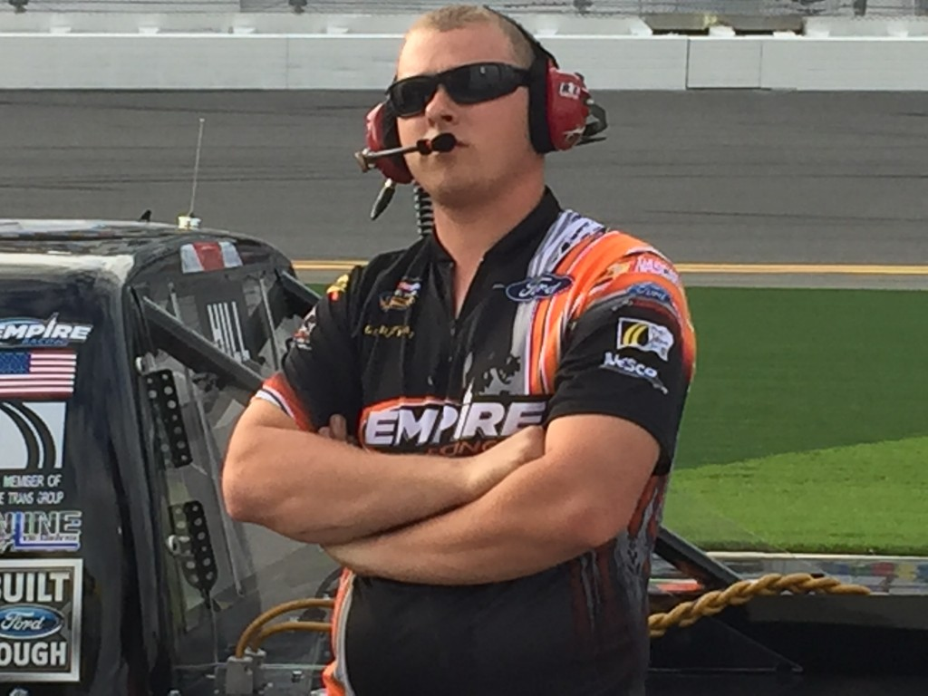 DEREK HARTNAGEL Crew Chief LMS
