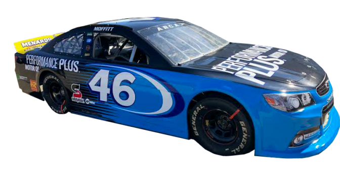 FOR IMMEDIATE RELEASE: Thad Moffitt to Make Daytona Debut with Performance Plus Motor Oil